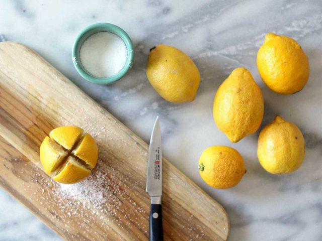 Një limon dhe pak kripë, për të zgjidhur shumë probleme