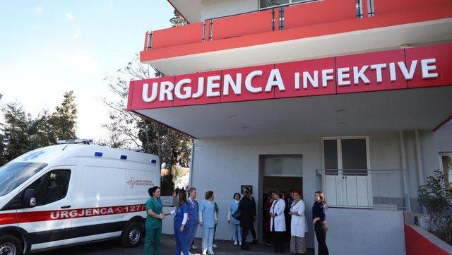 Bie ndjeshëm numri  i infektimeve dhe viktimave!