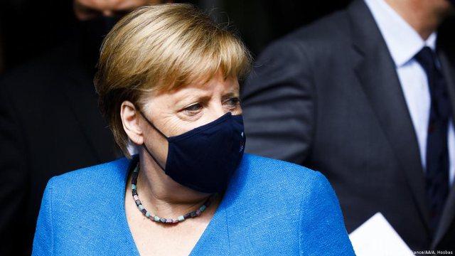 Merkel e shqetësuar: Gjermania në mes të një vale të