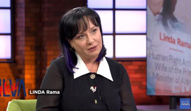 Linda Rama: Momenti im më i bukur, shoqërimi i Zahos për në