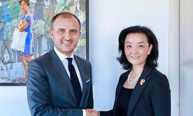 Ambasadorët Kim dhe Soreca përshëndetin zgjedhjen e