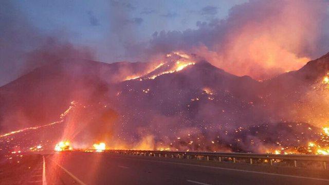 Zjarret pushtojnë jugun e Turqisë/ Rrezikohen resortet turistike!