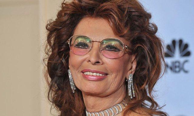 Diva  Sophia Loren, sot 87 vjeç!