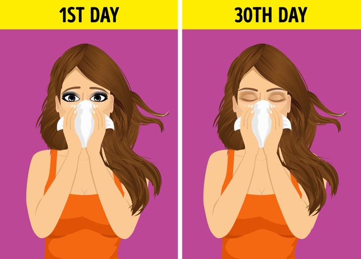 10 Gjërat në lidhje me të Ftohtin dhe Gripin e Përbashkët Ne Duhet të Ndalojmë Të Besojmë