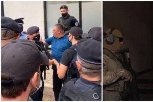 """Trazirat dhe arrestimet në Prishtinë, një """"kronikë e"""