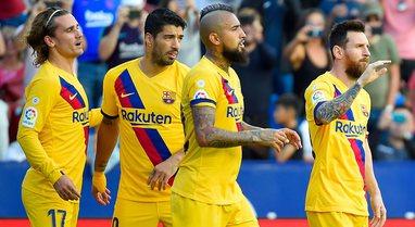 Barça ndjek këmba këmbës Realin, fiton ndaj Valladolid
