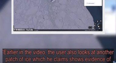 'Bazë sekrete, alienë....?!'/ Google Earth kap pamjet