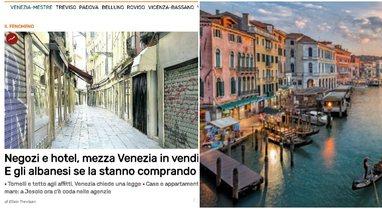 Hotele, dyqane, media italiane: Shqiptarët po blejnë gjysmën e