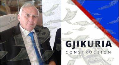 Si i ka fituar 100 milionë euro tendera dhe koncesione, kompania Gjikuria