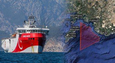 Anija turke futet në zonën e Rodos, Greqia kërcënon hapur: