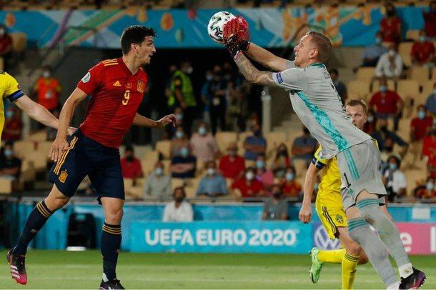 """Spanja """"sorollatet"""" në fushë, gol nuk gjen! Mbyllet pa"""