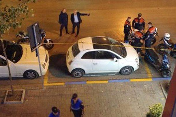 Sherr masiv në zonën e ish-Bllokut në Tiranë, policia shkon