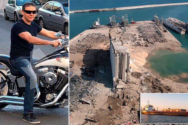 Eksplozivët e tij hodhën në erën qytetin e Bejrutit, policia