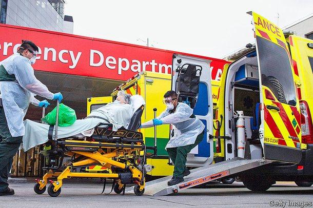 Tjetër ditë e zezë në Britani të Madhe,  1280 viktima