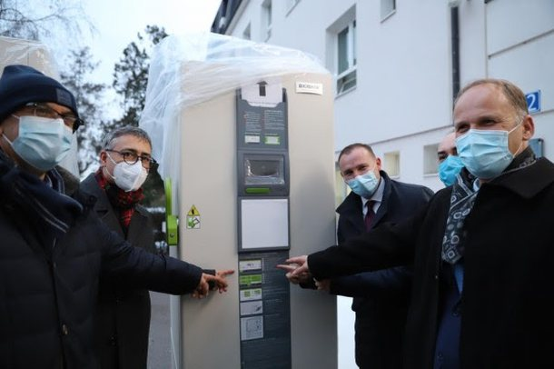 FOTO/ Mbërrijnë në Kosovë frigoriferët për