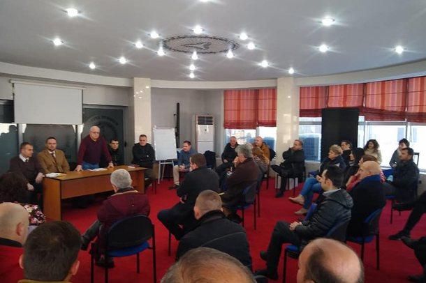 Spaho prezantohet në Korçë, Salianji: Qarku i vetëm ku PD