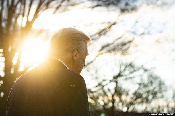 Trump, një qytetar privat me të ardhme të pasigurt ligjore