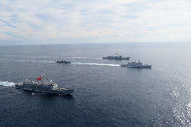 """""""Ushtria turke hyn në Athinë për 12 ditë,"""