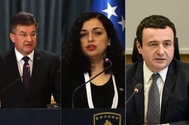 Lajçak mbyll takimet në Kosovë, njihet me 'kushtin' e