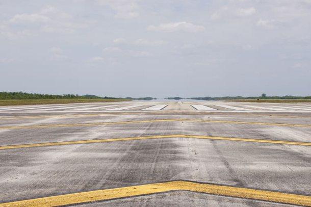Ka mbetur fantazmë/ Aeroporti më i madh në botë që nuk