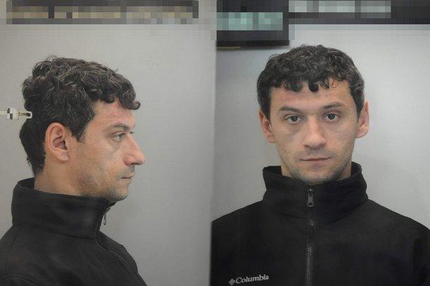 I dënuari me burg përjetë në Greqi arrestohet duke vjedhur