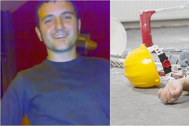 I riu shqiptar vdiq në vendin e punës/ Gruaja e tij në