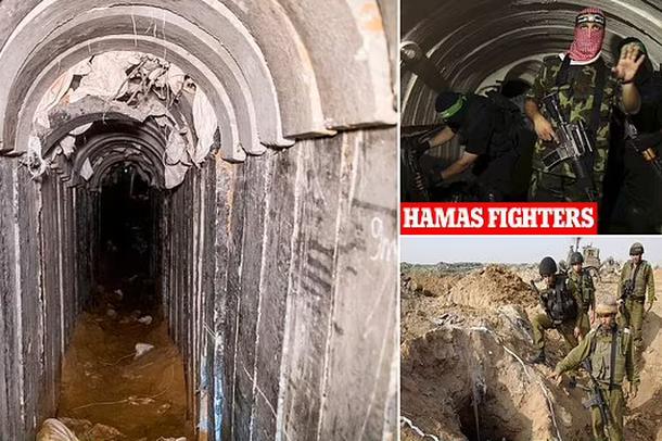 Brenda tuneleve të 'vdekjes'/ Rrugët nëntokësore
