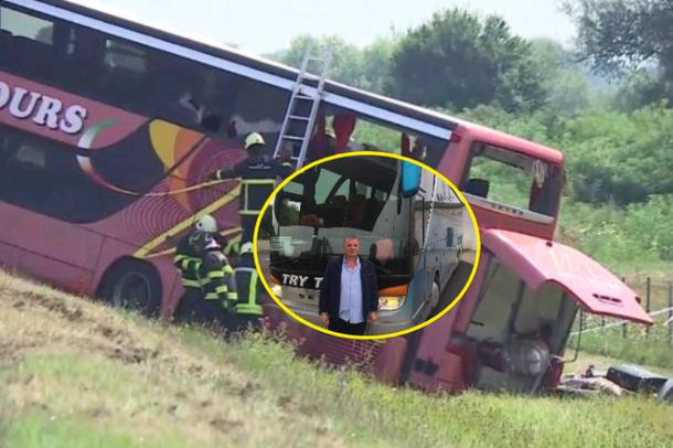 Aksidenti tragjik me 10 viktima në Kroaci/ Ky është shoferi