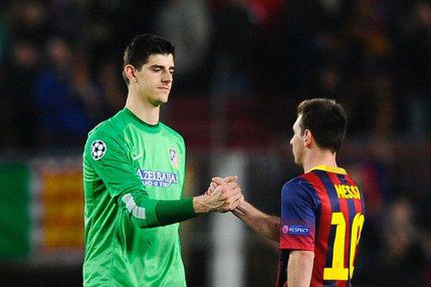 """""""Duam të luajmë kundër Messit""""! Courtois:"""
