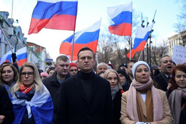 Putin e mban në burg / BE vlerëson Navalnin me çmimin