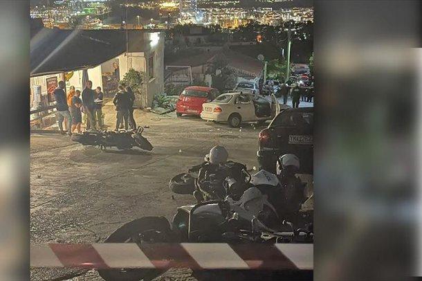 Luftë e përgjakshme mes bandave dhe policisë greke, 1 i vdekur