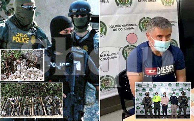 """Lidhja me broker, """"Clan del Golfo"""" e """"FARC""""! Covid"""