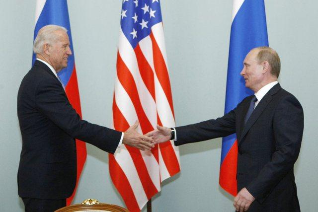 Qasja ndryshe e Joe Biden ndaj Vladimir Putin