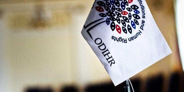 Raporti final i ODIHR, 25 prilli i besueshëm / Strukturat e mbrojtjes