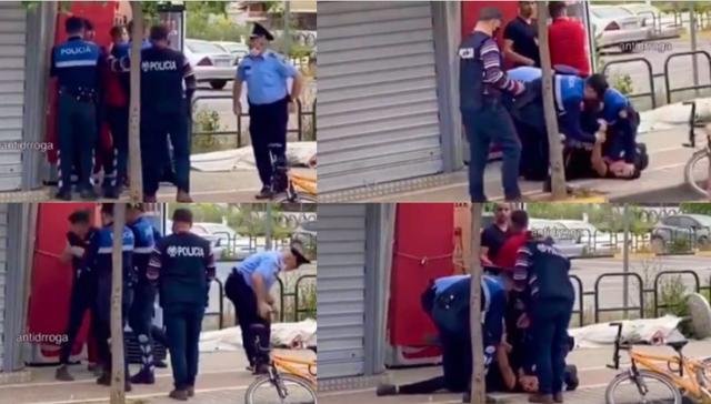Rrahu 15-vjeçarin te liqeni i Tiranës, polici përfundon