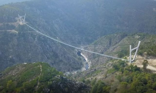 516 metra/ Hapet zyrtarisht ura më e gjatë në botë për