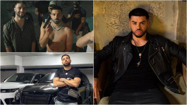 Noizy këndonte në sheshin Skënderbej/ Zbulohet kush