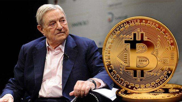 George Soros pas Bitcoin / E konfirmon drejtorja e fondit të tij