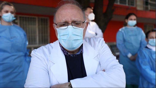 Lufta ndaj COVID/ Mjeku Tritan Kalo bën thirrjen e fortë: