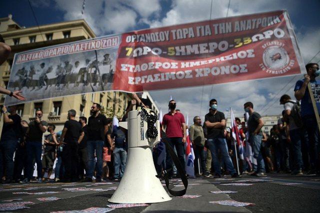 Greqia paralizohet nga greva kundër projektligjit të Qeverisë