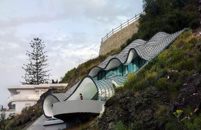 Kur arkitektët bëjnë mrekullinë, ndërtimet më