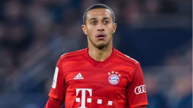 E konfirmon Bayern Munich, Thiago dëshiron të largohet këtë