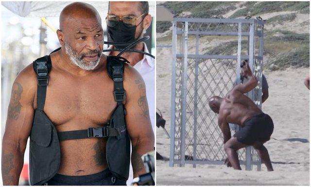 Mike Tyson i lë të gjithë gojë-hapur në moshën