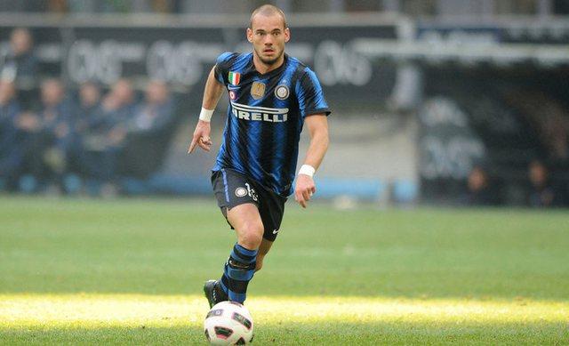 Sneijder si Robben, do t'i rikthehet futbollit të luajtur