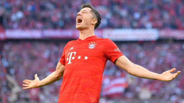 Bayern fiton Kupën e Gjermanisë, Lewandowski shkëlqen dhe lufton