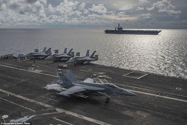 Prag lufte pas rritjes së tensioneve?! Presidenti Trump nis avionët