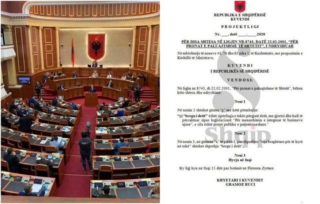 Amnistia fiskale/ Zbardhet ligji: Sa do të tatohet për legalizimin e