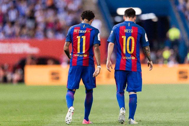 Messi largohet e afrohet Neymar? Presidenti sqaron çfarë do të