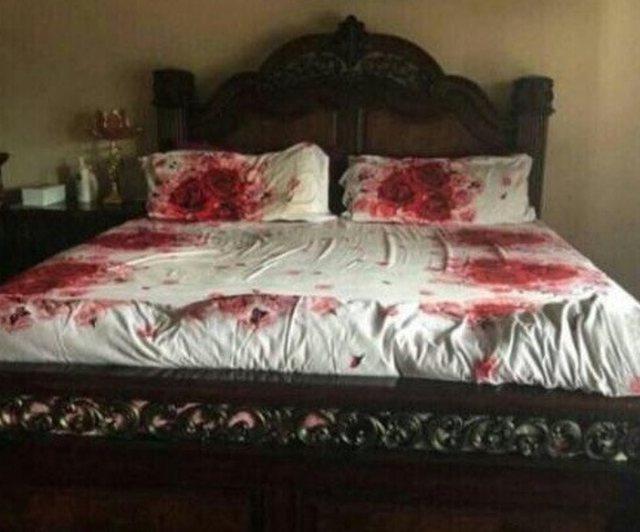Pamjet që kanë tmerruar botën/ Nga çarçafët