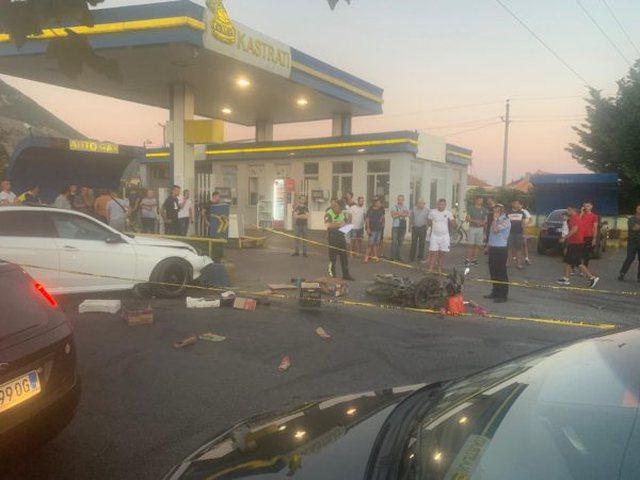 Aksident me tre të plagosur në Lezhë, përplasen dy makina